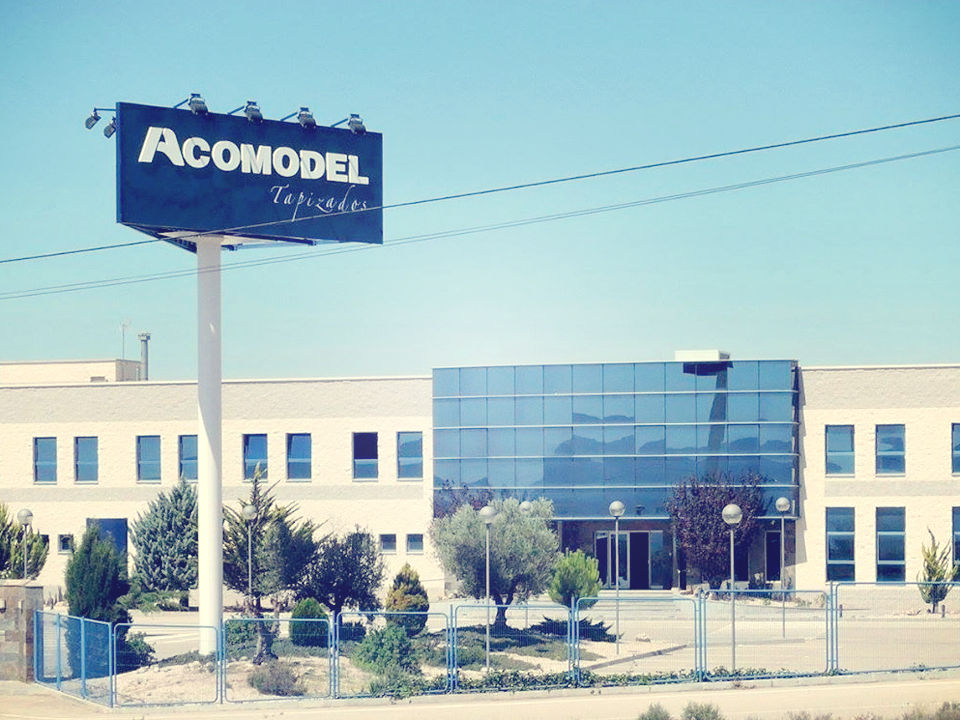 ACOMODEL_ fabrica