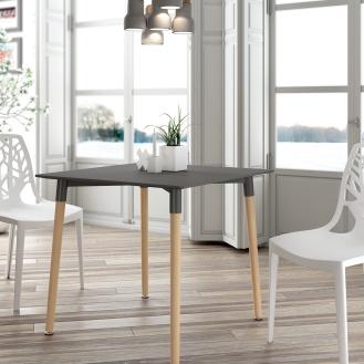 mesa cocina laca